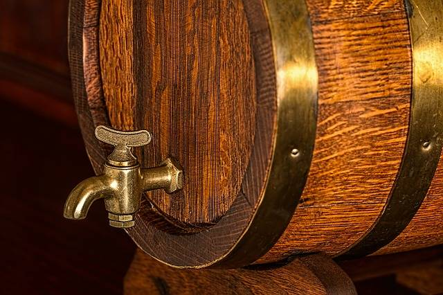 Free photo: Beer Barrel, Keg, Cask, Oak, Barrel - Free Image on Pixabay - 956322 (41481)