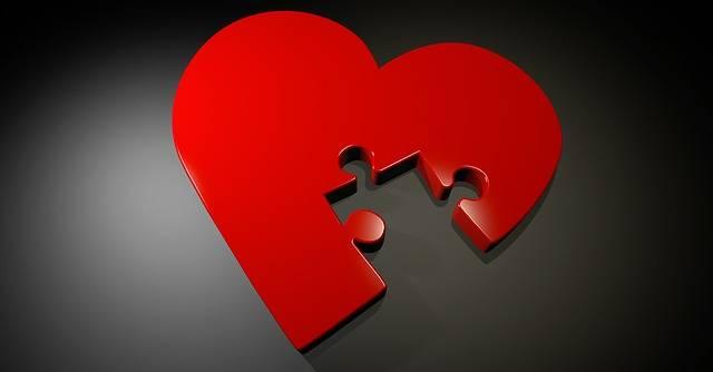Free illustration: Heart, Love, Puzzle, Missing Part - Free Image on Pixabay - 1745300 (41913)