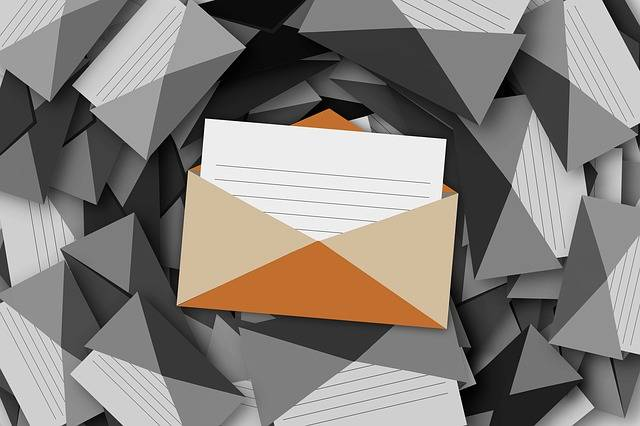 Free illustration: Envelope, At, Mail, Email, E Mail - Free Image on Pixabay - 1829490 (42447)