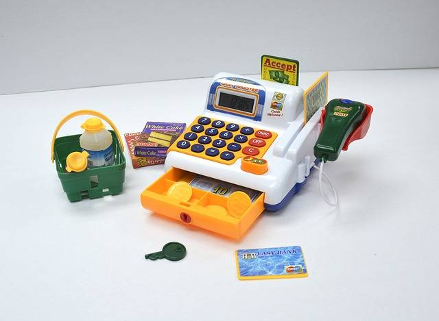 Free photo: Toy Cash Register, Cash Register - Free Image on Pixabay - 942365 (42667)