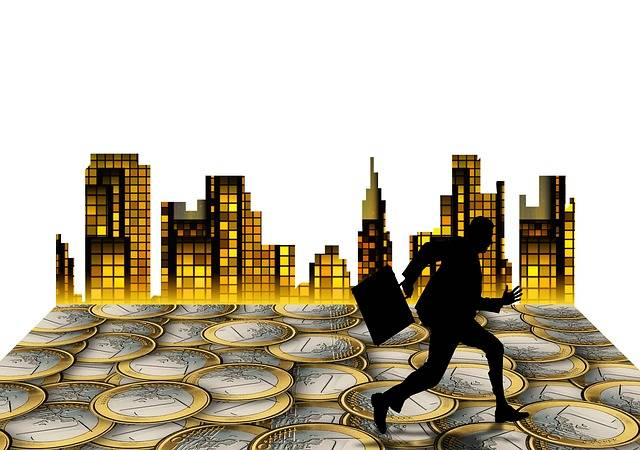 Free illustration: Euro, Coins, Man, Silhouettes, Race - Free Image on Pixabay - 96594 (42671)