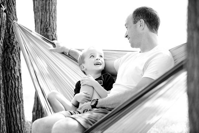 Free photo: Father, Son, Hammock, Boy, Child - Free Image on Pixabay - 1633655 (42885)
