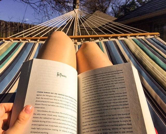 Free photo: Reading, Hammock, Relax, Female - Free Image on Pixabay - 1567669 (42891)