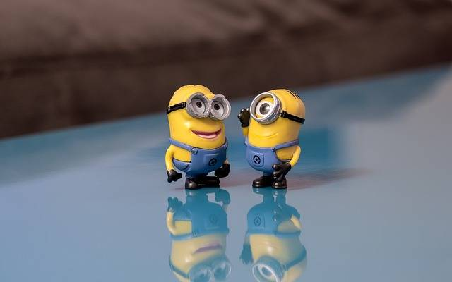 Free photo: Minions, Talking, Smile - Free Image on Pixabay - 363019 (44170)