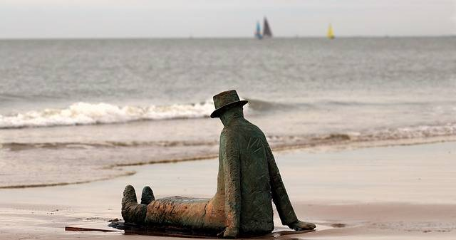 Free photo: Belgium, Statue, Knokke, Beach - Free Image on Pixabay - 2628337 (44963)