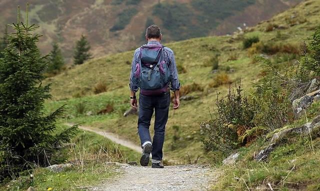 Free photo: Wanderer, Backpack, Hike, Away - Free Image on Pixabay - 455338 (46016)