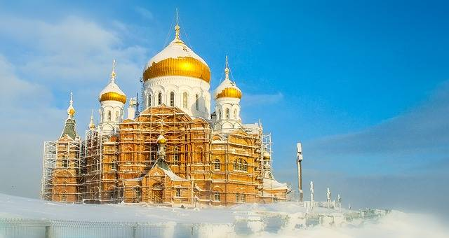Free photo: Russia, Winter, Cold, Snow, Frost - Free Image on Pixabay - 2188795 (46077)