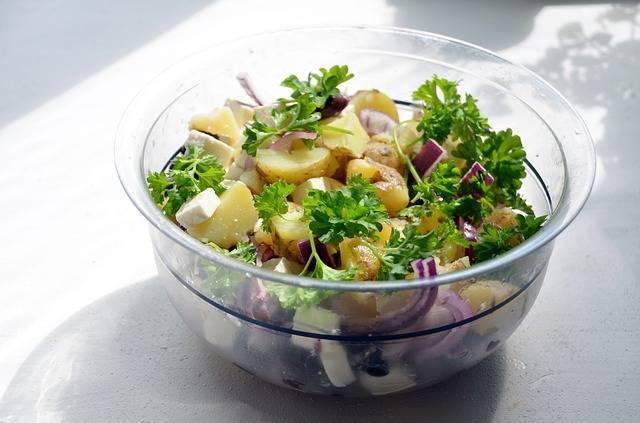Free photo: Salad, Potato Salad, Summer, Mat - Free Image on Pixabay - 818584 (47245)