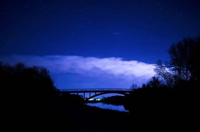 Free photo: Starry Sky, Night Photograph - Free Image on Pixabay - 2116792 (47709)