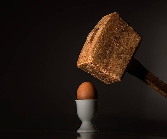 Free photo: Egg, Hammer, Threaten, Violence - Free Image on Pixabay - 583163 (47806)