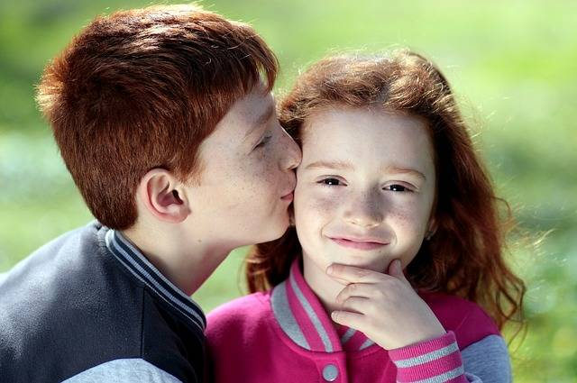 Free photo: Brother, Sister, Red Hair, Freckles - Free Image on Pixabay - 1252735 (50654)