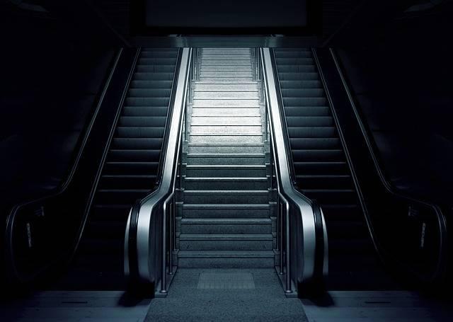 Free photo: Escalator, Metro, Stairs, Subway - Free Image on Pixabay - 769790 (50904)