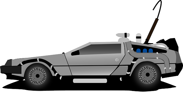 Free vector graphic: Delorean, Car, Time Machine - Free Image on Pixabay - 38103 (51078)