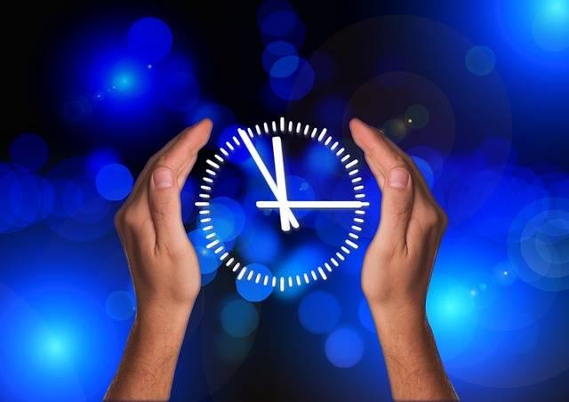 Free illustration: Clock, 5 Vor 12, The Eleventh Hour - Free Image on Pixabay - 2057401 (51150)