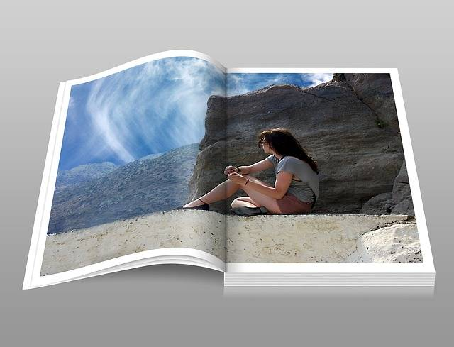 Free photo: Booklet, Book, Digital, Girl, Woman - Free Image on Pixabay - 426781 (52281)