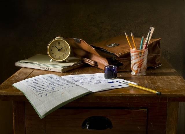 Free photo: Still Life, School, Retro, Ink - Free Image on Pixabay - 851328 (52302)
