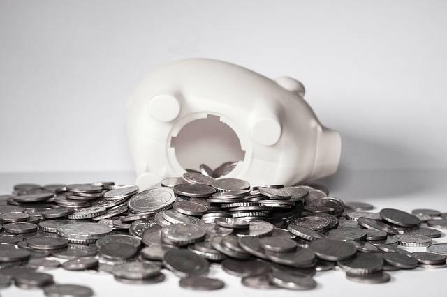 Free photo: Money, Piggy Bank, Coins, Finance - Free Image on Pixabay - 2180338 (52365)