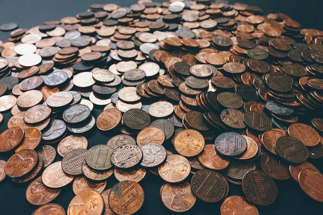 Free photo: Coins, Pennies, Money, Currency - Free Image on Pixabay - 912720 (52370)