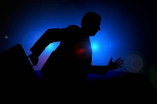 Free illustration: Man, Silhouette, Businessman - Free Image on Pixabay - 1675685 (52828)