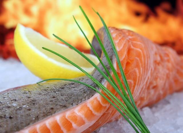 Free photo: Salmon, Barbecue, Barbeque, Bass - Free Image on Pixabay - 1238667 (53563)
