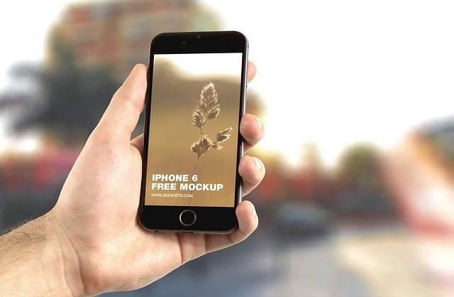 Free photo: Apple, Iphone, Iphone 6, Mockup - Free Image on Pixabay - 490485 (54172)