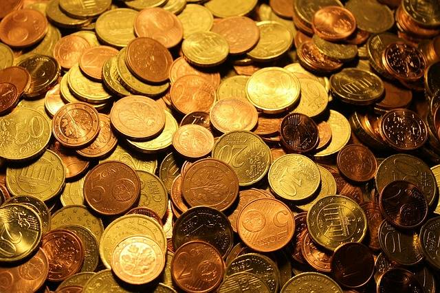 Free photo: Money, Coins, Euro Coins, Currency - Free Image on Pixabay - 515058 (55278)