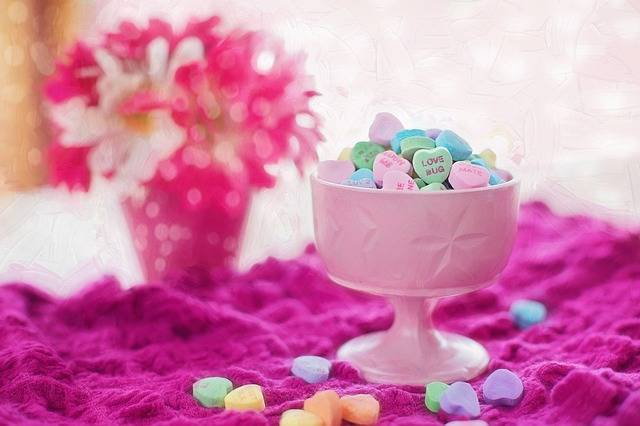 Free photo: Valentine Candy, Hearts - Free Image on Pixabay - 626447 (55284)