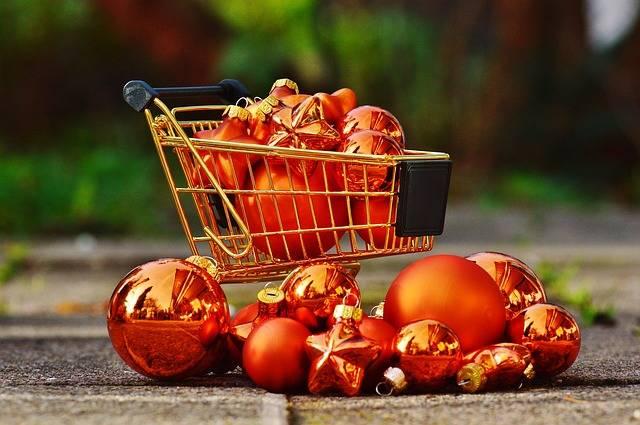Free photo: Christmas Shopping, Shopping Cart - Free Image on Pixabay - 1088248 (55290)