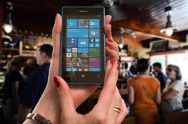 Free photo: Nokia, Lumia, Microsoft, Woman, Bar - Free Image on Pixabay - 623939 (56314)