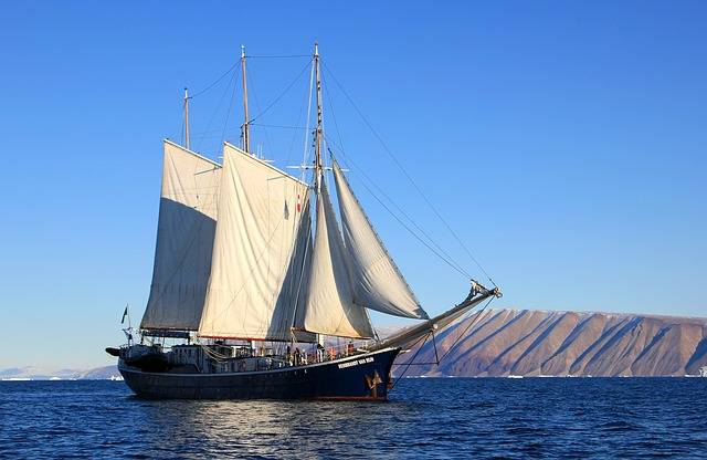 Free photo: Sailboat, Ship, Sailing, Greenland - Free Image on Pixabay - 459794 (56811)
