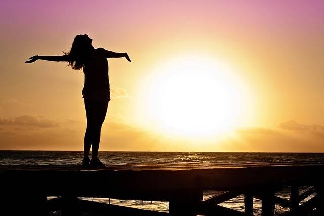 Free photo: Woman, Girl, Freedom, Happy, Sun - Free Image on Pixabay - 591576 (57263)