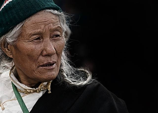Free photo: The Old Man, Tibet, Vicissitudes - Free Image on Pixabay - 1749355 (57639)