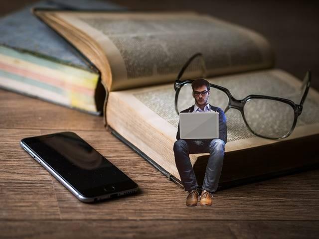 Free photo: Book, Glasses, Writer, Education - Free Image on Pixabay - 2791117 (57807)