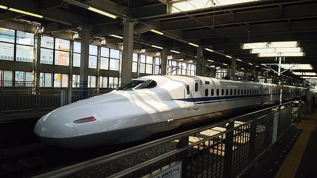 Free photo: Bullet Train, Hiroshima - Free Image on Pixabay - 1918480 (58526)