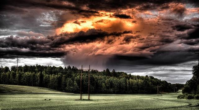 Free photo: Field, Cloud, Countryside, Hdr - Free Image on Pixabay - 601209 (59044)