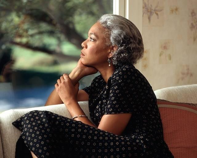 Free photo: Pensive Female, Woman, Window - Free Image on Pixabay - 580611 (59865)