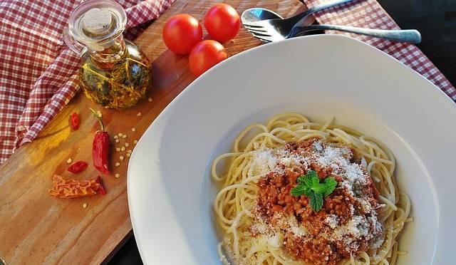 Free photo: Spaghetti, Noodles, Bolognese - Free Image on Pixabay - 1987454 (60894)