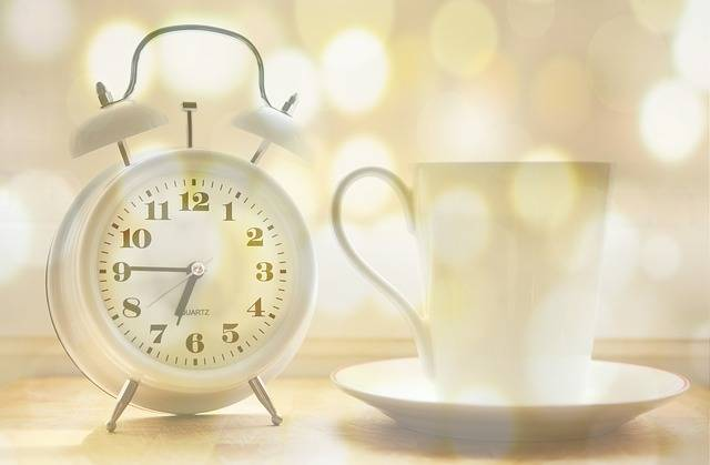 Free photo: Alarm Clock, Coffee Cup, Time Of - Free Image on Pixabay - 2132264 (61313)