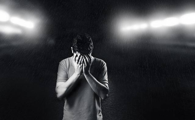 Free photo: Sad, Man, Depressed, Sadness - Free Image on Pixabay - 2635043 (61527)