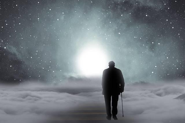 Free photo: Say Goodbye, Old Man, Man, Away - Free Image on Pixabay - 2890801 (61593)
