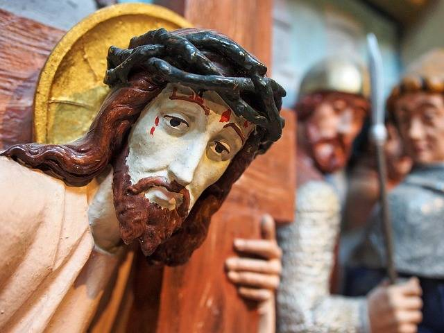 Free photo: Christ, Jesus, Cross, Station - Free Image on Pixabay - 1753807 (61649)