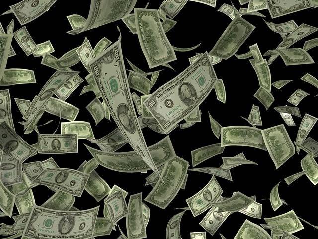 Free photo: Dollar, Flying, Concept, Business - Free Image on Pixabay - 2891817 (64301)