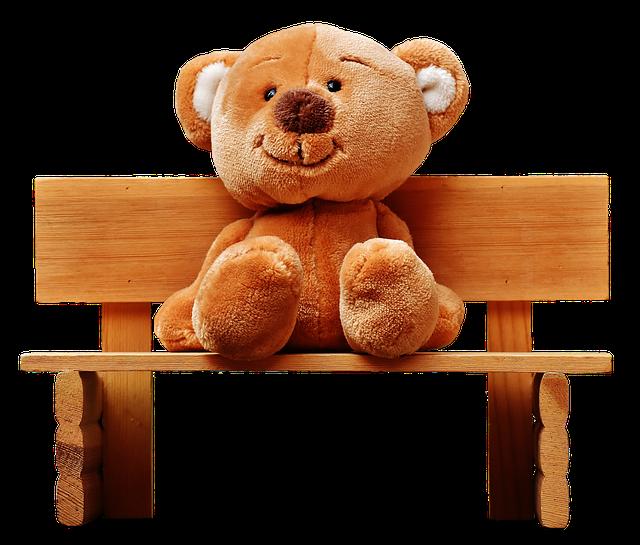 Free photo: Teddy, Bank, Sit, Teddy Bear, Bear - Free Image on Pixabay - 2710522 (64320)