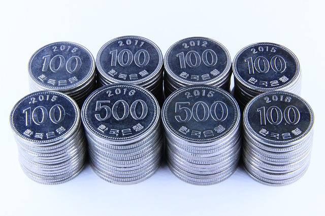 Free photo: Coin, Money, Republic Of Korea - Free Image on Pixabay - 2870494 (66148)