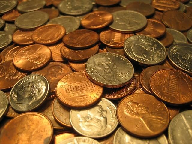 Free photo: Coins, Money, Assortment, Bank - Free Image on Pixabay - 682379 (67205)