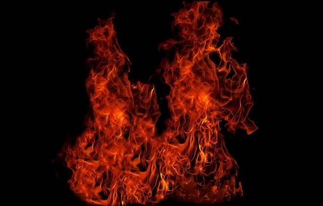 Free photo: Fire, Black Background, Flames - Free Image on Pixabay - 2996844 (68450)