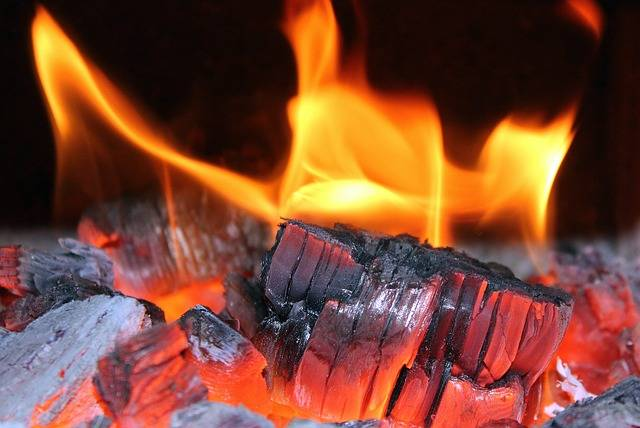 Free photo: Fire, Fireplace, Wood, The Flame - Free Image on Pixabay - 3014135 (69798)