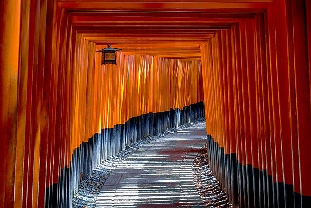 Free photo: Torii, Gate, Architecture, Culture - Free Image on Pixabay - 1886975 (71105)