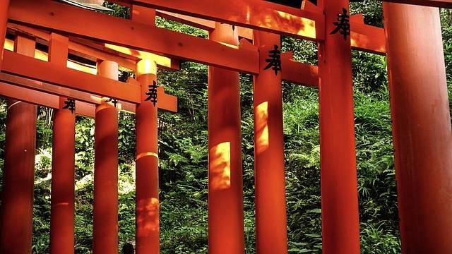 Free photo: Japan, Inari Shrine, Orange - Free Image on Pixabay - 2657907 (71106)
