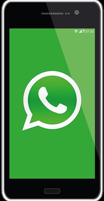 Free illustration: Whatsapp, Mobile, Phone - Free Image on Pixabay - 1183721 (71319)